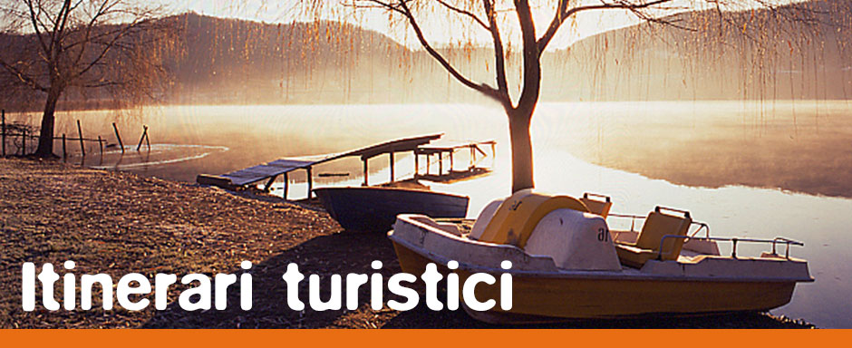 Tourist itineraries in Tarzo and surroundings